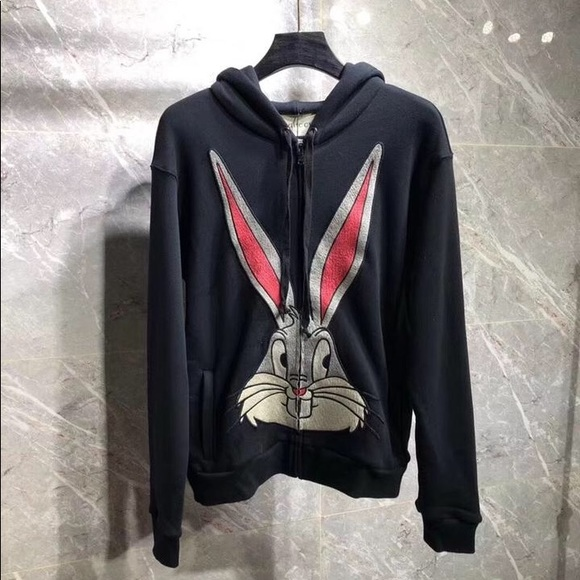 1d0b1ec0 Bugs Bunny Gucci Hoodie. M_5afcb17fdaa8f670718194ac